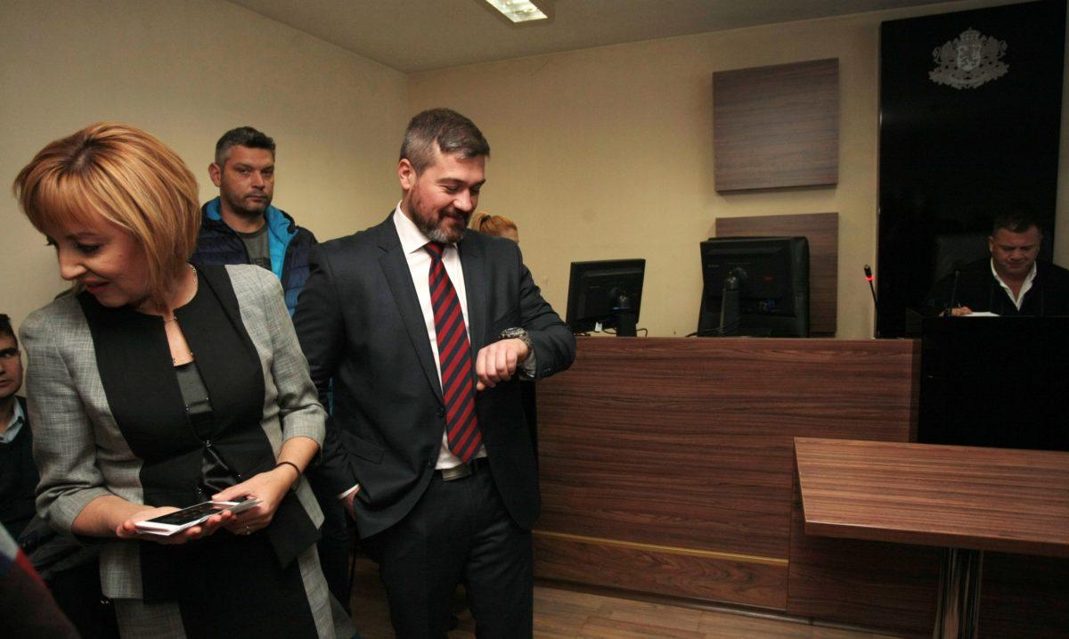 Съдът отказа на Мая Манолова ново преброяване на бюлетините за избор на столичен кмет