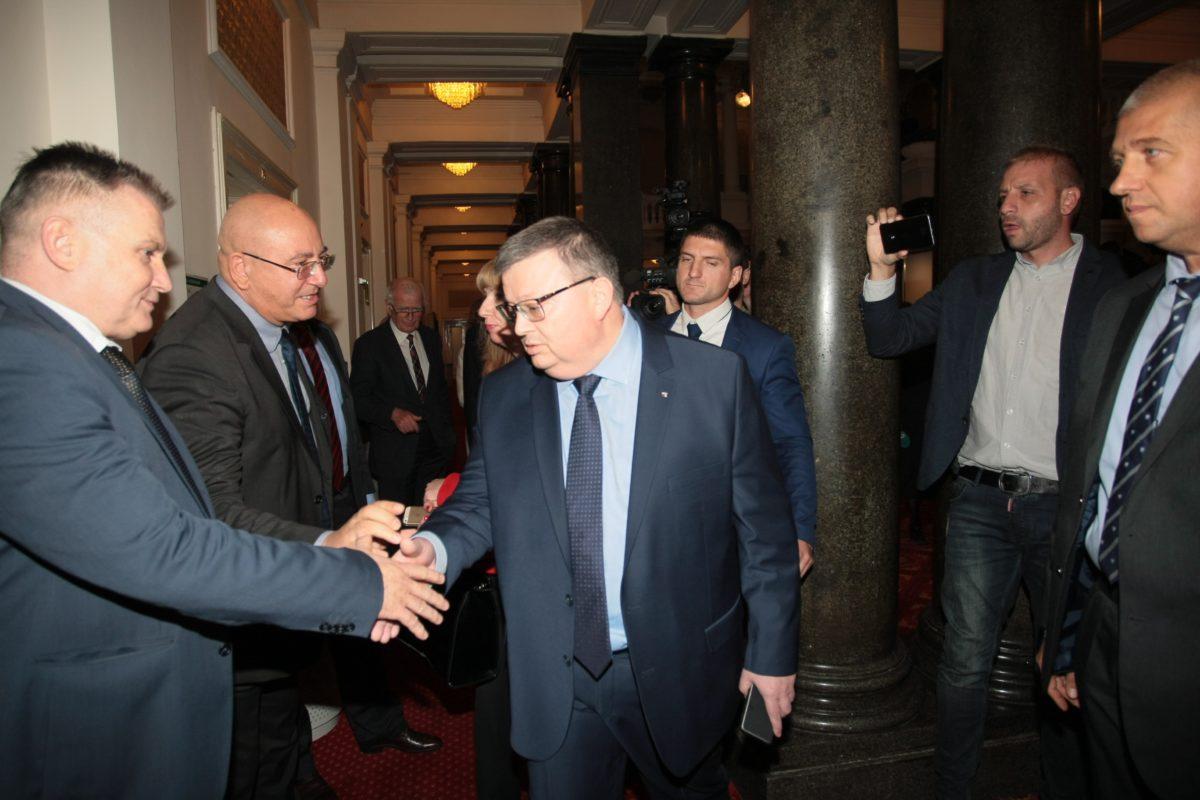 Сотир Цацаров: Ще събудя КПКОНПИ с прагматични идеи