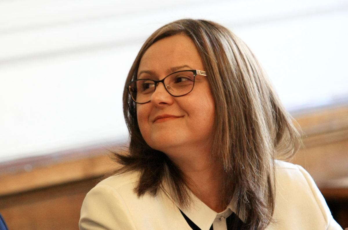 Мария Шишкова остава зам.-главен прокурор