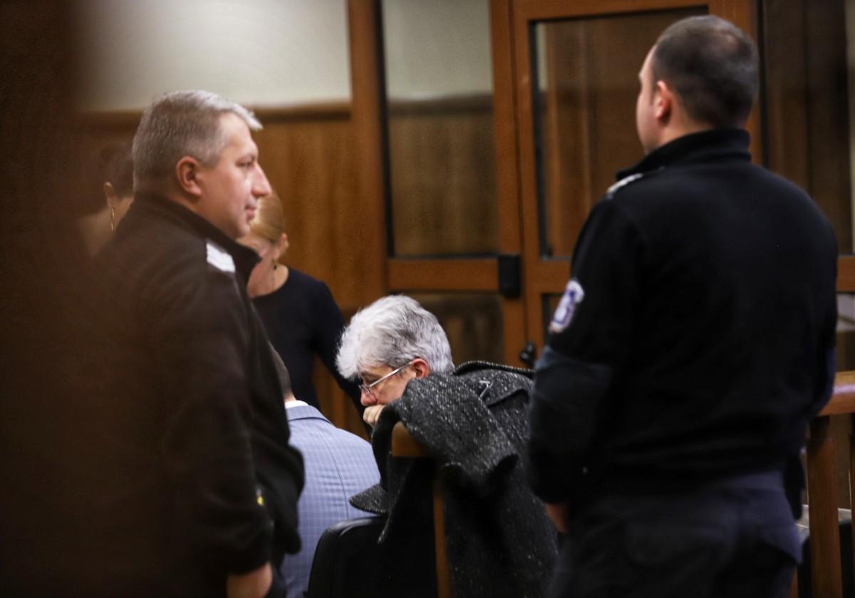 Апелативният спецсъд остави Нено Димов в ареста