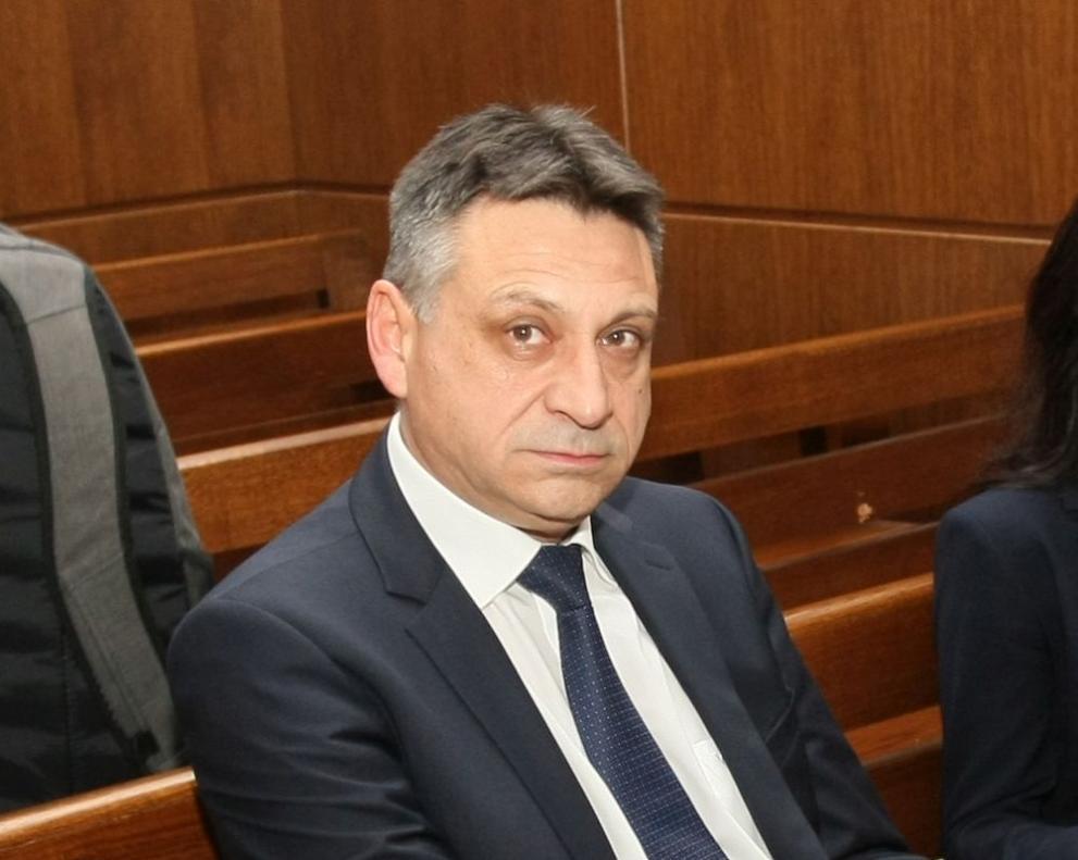 Бившият шеф на разузнаването Драгомир Димитров е обвинен за изтекла информация