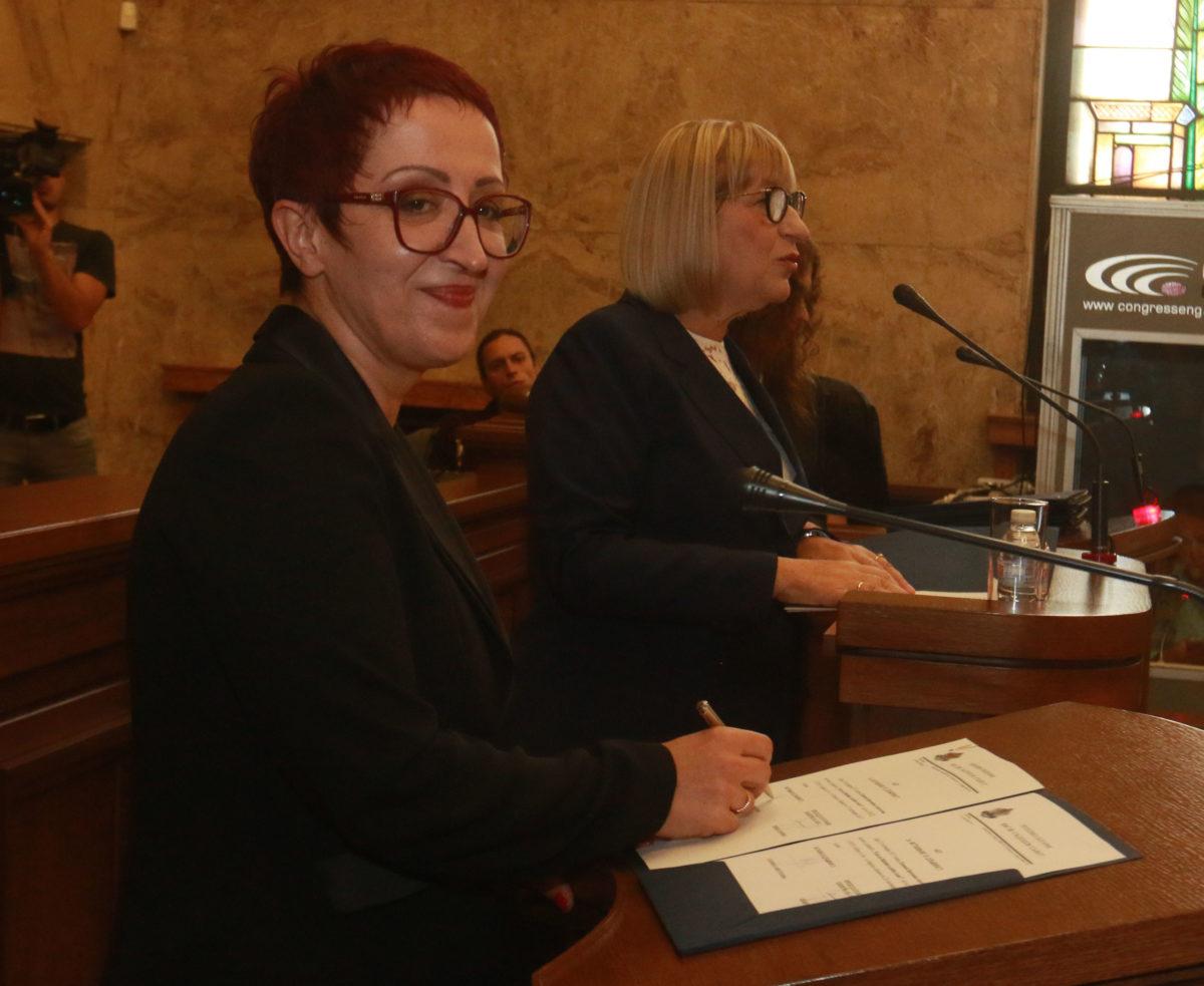 Пламена Цветанова вече не е член на съдебния съвет