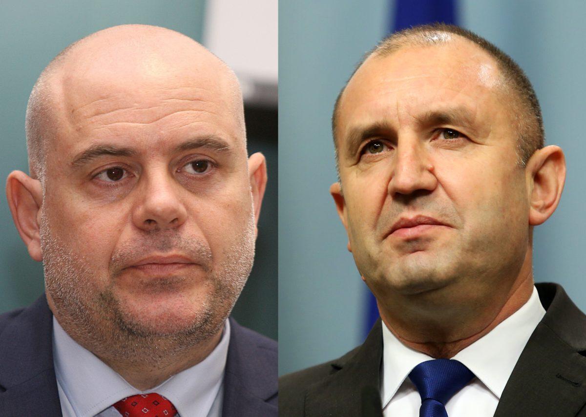 Иван Гешев обяви: Прокуратурата преустановява всякакви контакти с президентството