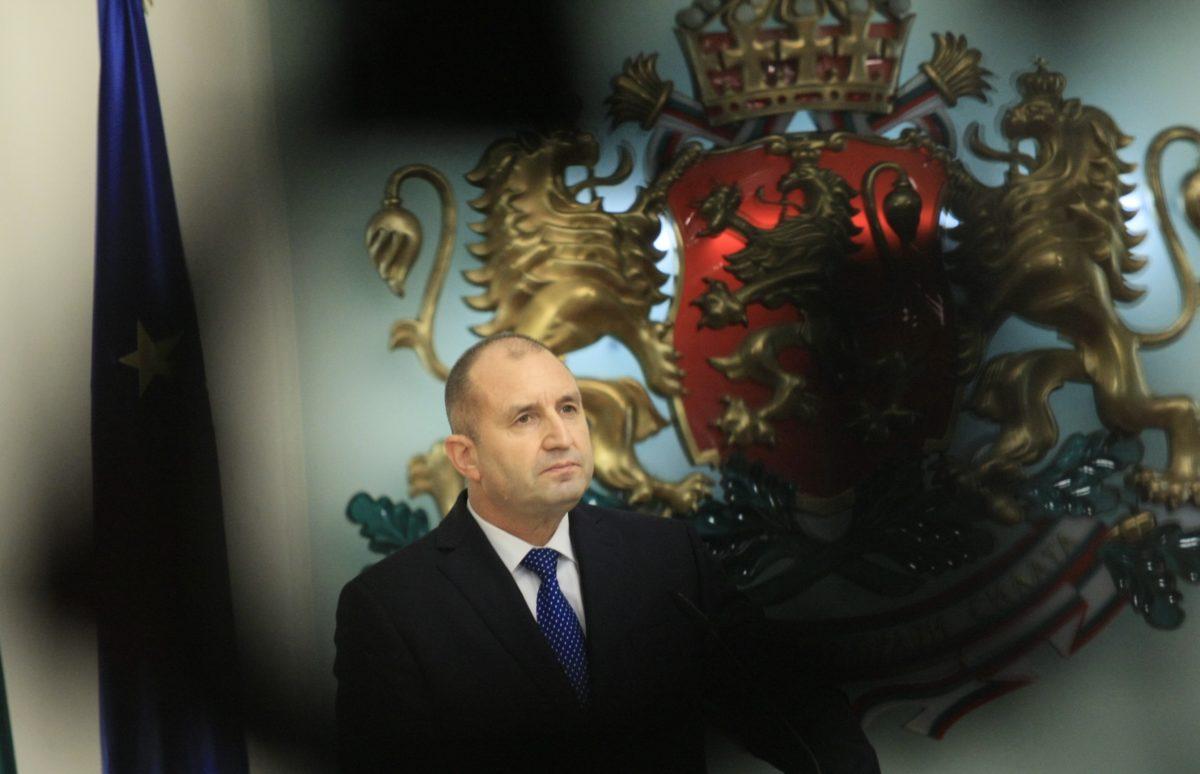 Прокуратурата разпространи СРС с президента