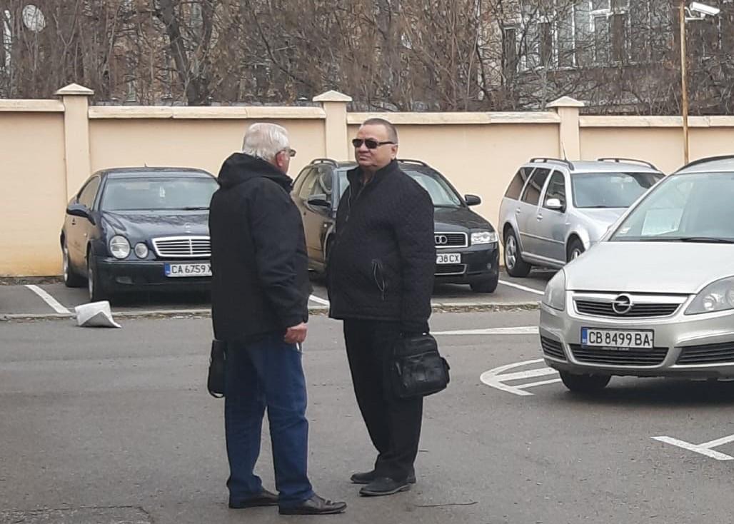 ВСС не наказа спецсъдията Андон Миталов