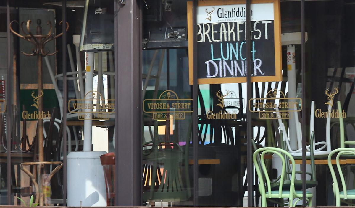 Ресторантите отварят в понеделник с половината от капацитета си и с до 6 човека на маса