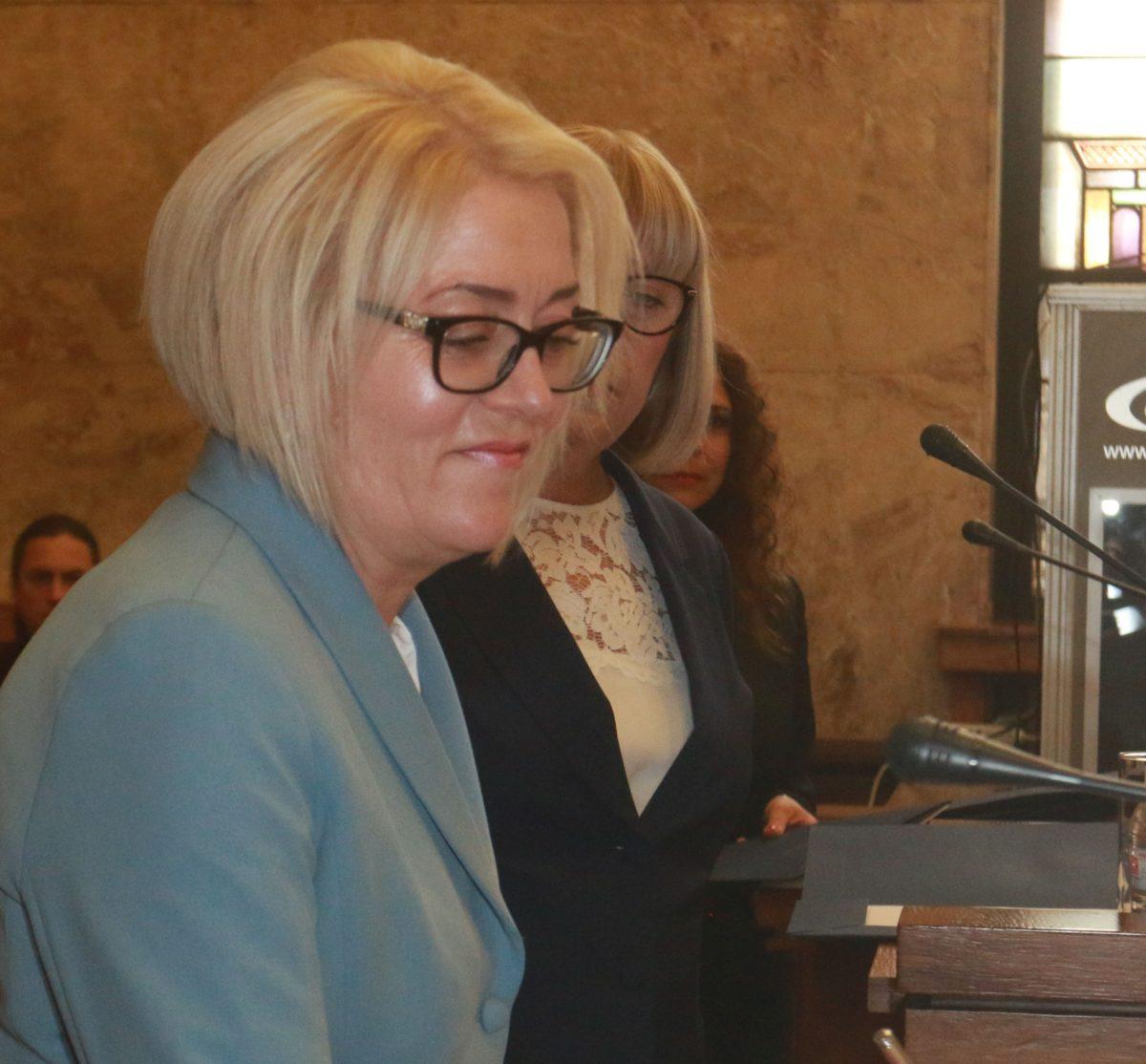 Даниела Машева вече е зам.-главен прокурор