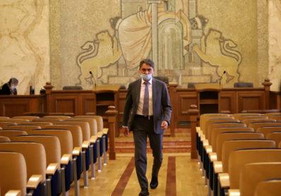 Стефан Марчев беше избран за председател на САК и сега обжалва решението на ВАдС да касира изборите