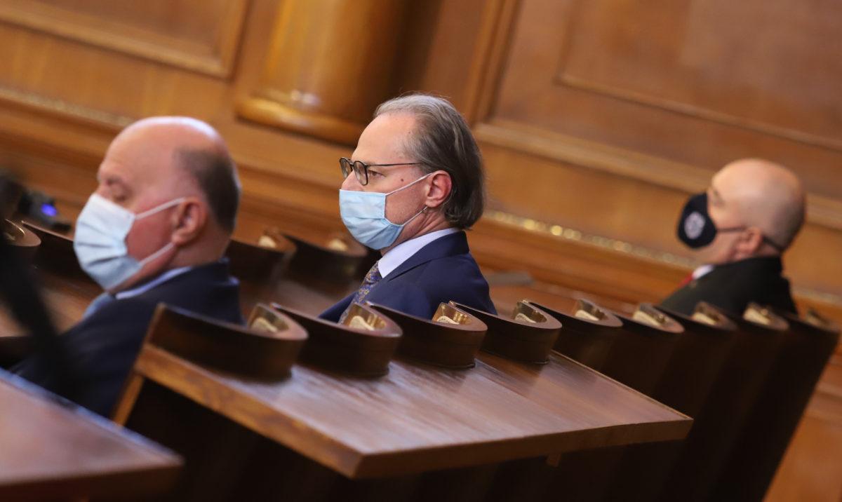Съдебната власт в парламента – почти всички искат промени в законите