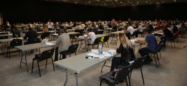 396 кандидати за младши следователи продължават към устния изпит