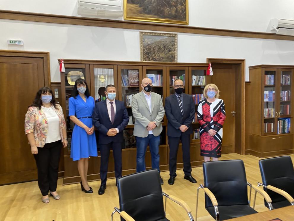 В един ден Гешев се съвещава с прокурори от София и Пловдив