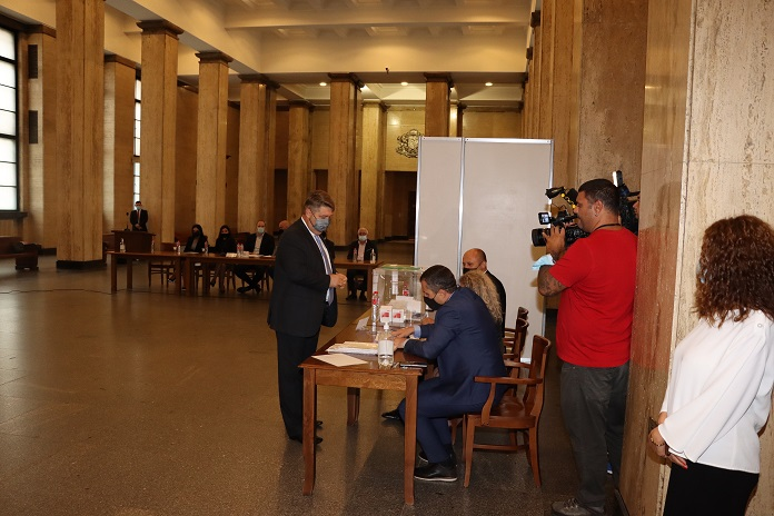 Прокурорите избраха Евгени Иванов за член на ВСС