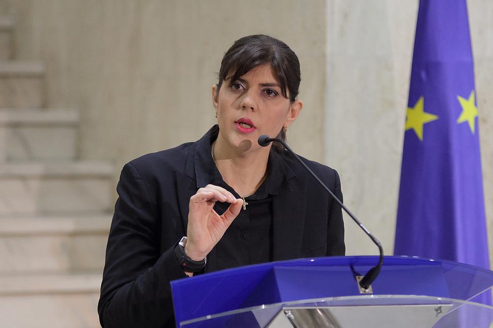 Лаура Кьовеши е поискала от България нови четирима кандидати за европейски делегирани прокурори
