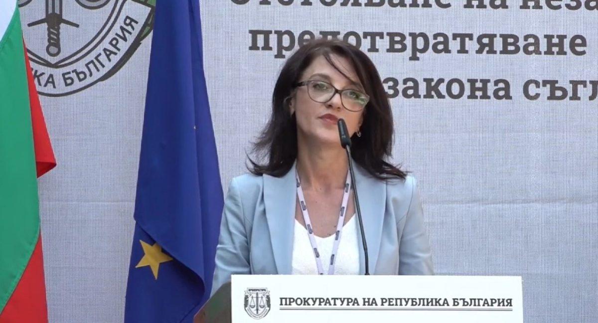 Зам.-шефката на спецпрокуратурата Валентина Маджарова поиска да я оглави
