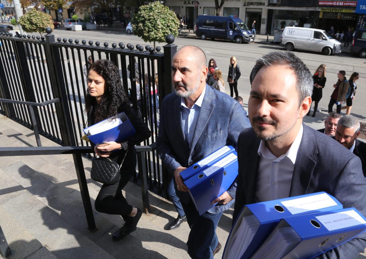 Съдът разпореди регистрацията на партията на Цветан Цветанов още в зала