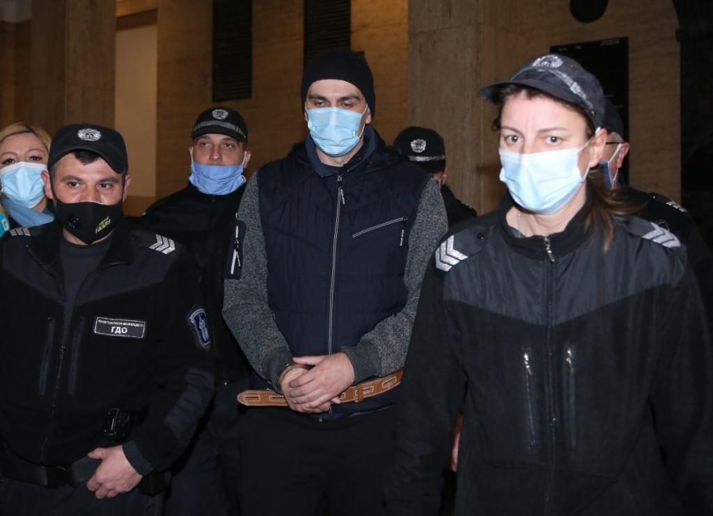 20 години затвор за Викторио Александров, който уби приятелката си и едногодишната им дъщеря