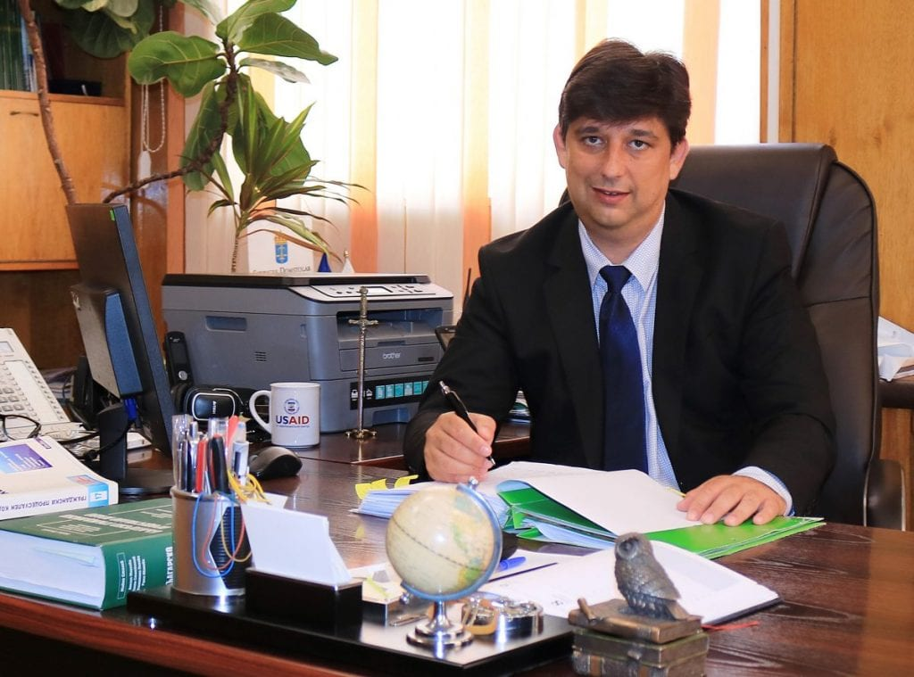 Янко Янев е преизбран за шеф на Апелативен съд-Велико Търново