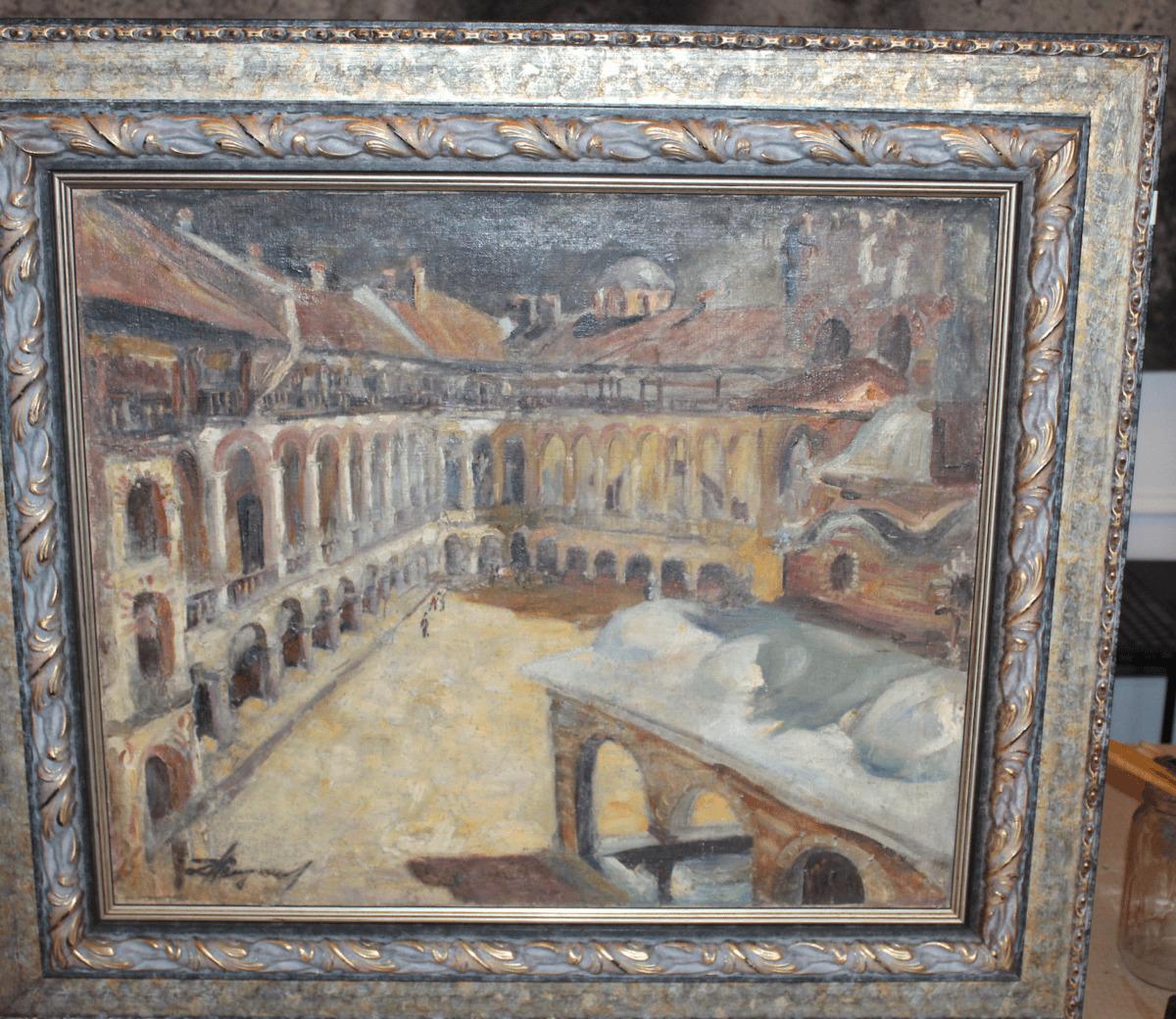 Прокуратурата иззе над 1400 картини от Васил Божков