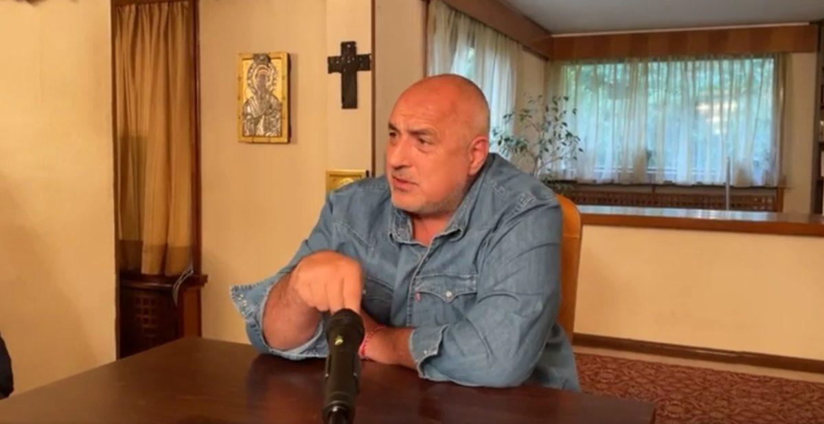 Борисов: Адвокатите на мутрите ще мачкат в парламента главния прокурор и върховния съдия