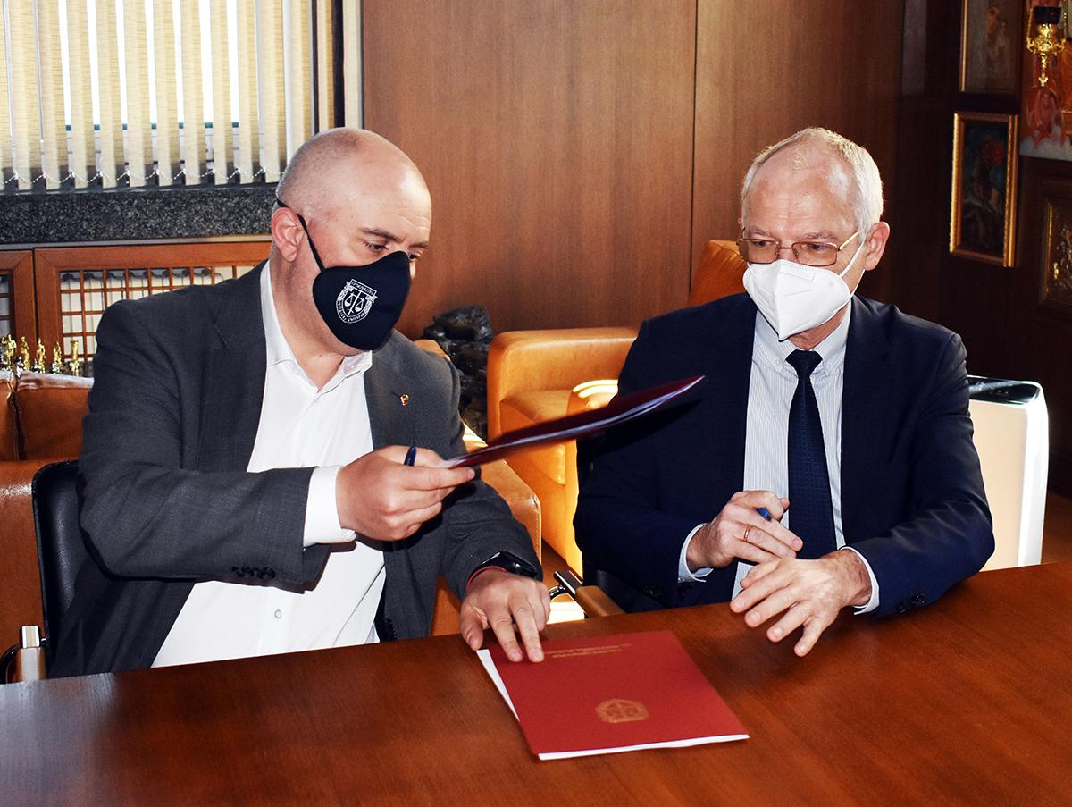 Асоциацията на индустриалния капитал ще си сътрудничи с прокуратурата