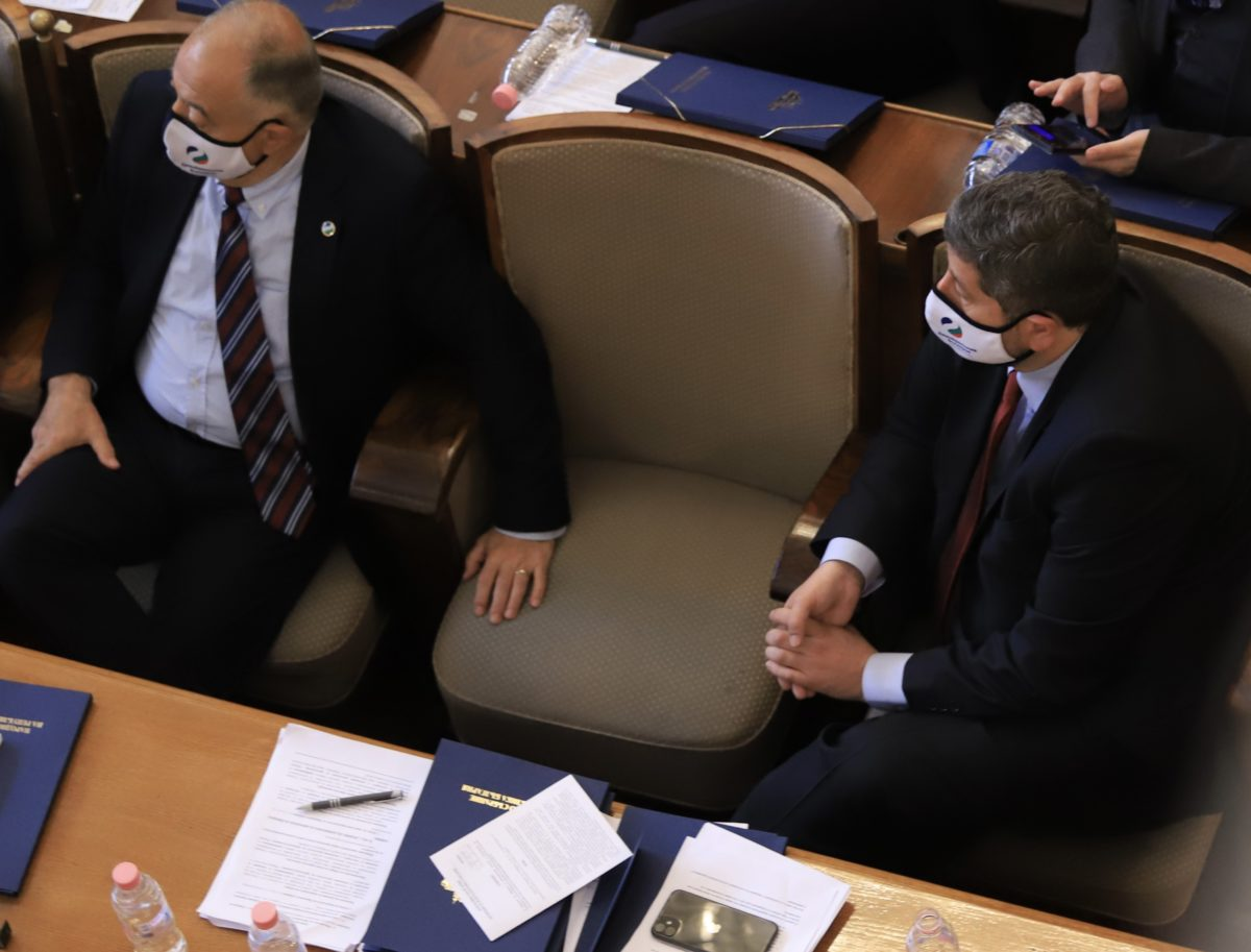 """""""Демократична България"""" внесе промени в Конституцията. Фокусът – прокуратурата, ВСС и лустрация"""