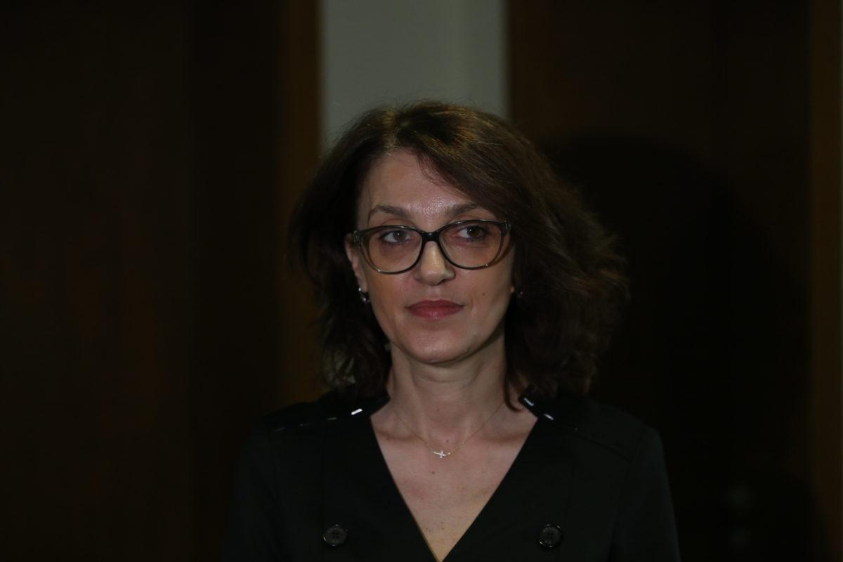 Валентина Маджарова е новият шеф на Специализираната прокуратура
