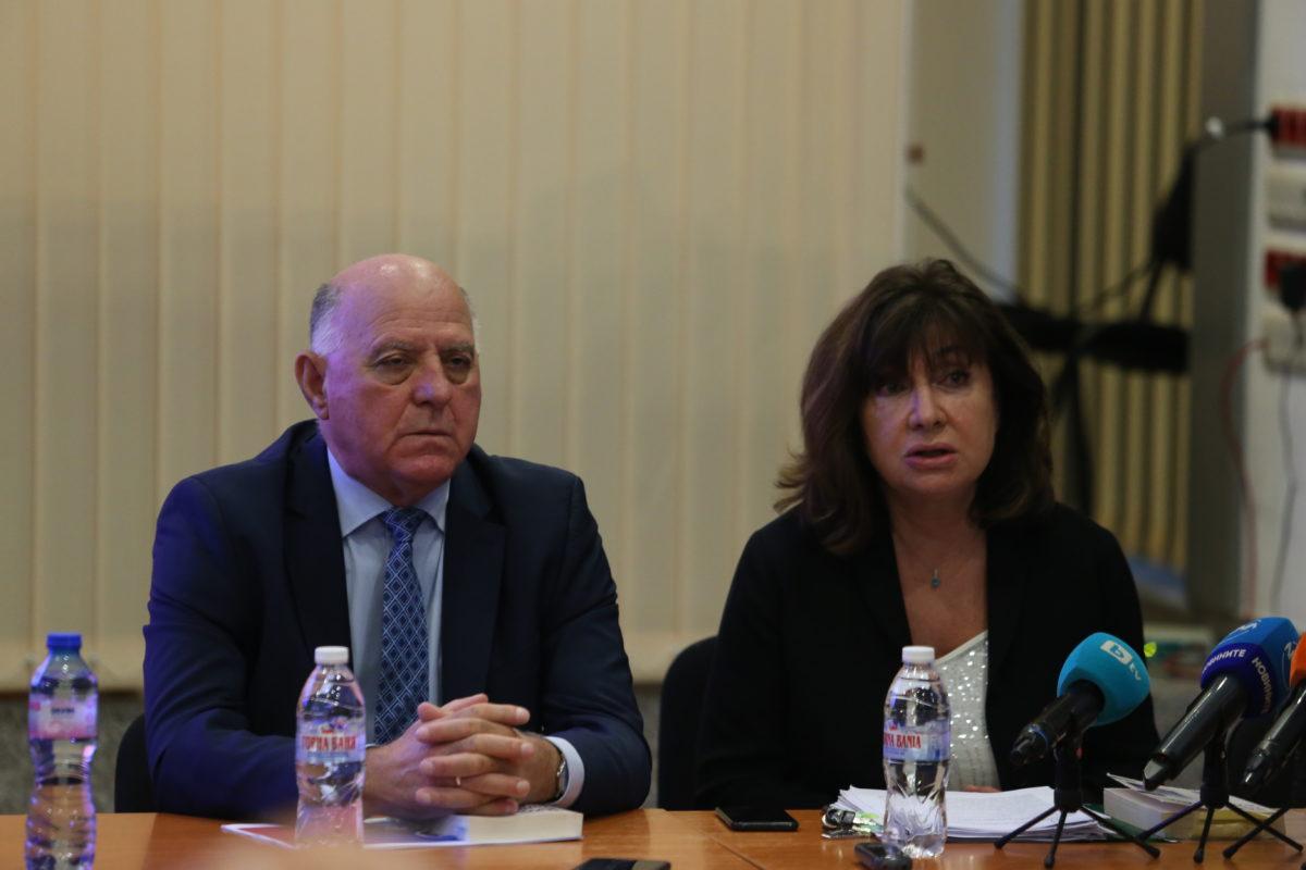 Членове на ВСС обявиха, че са обидени от дебата в парламента и призоваха за взаимно уважение