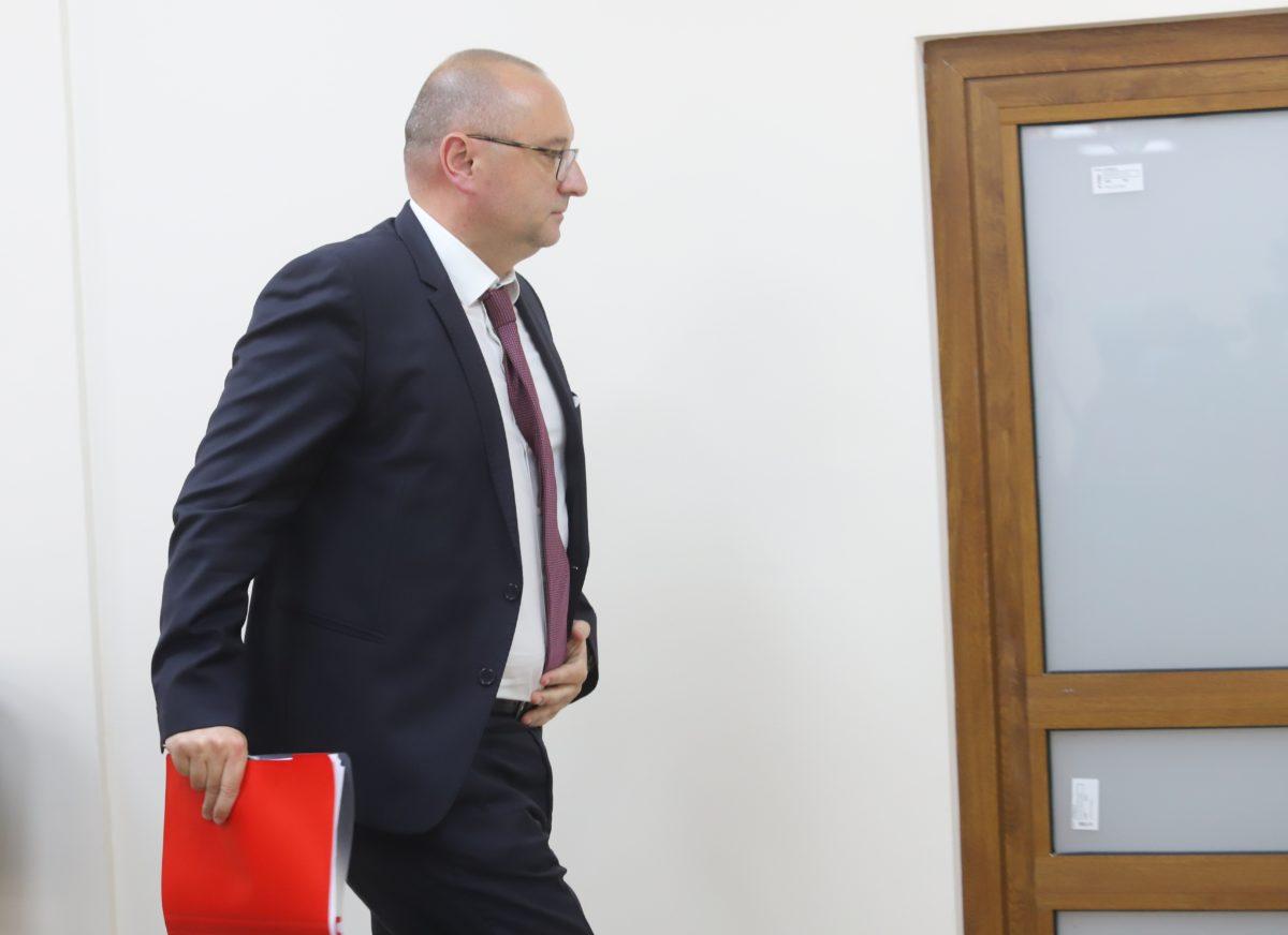 ВАС потвърди втория отказ на ВСС да образува дисциплинарка срещу Георги Ушев
