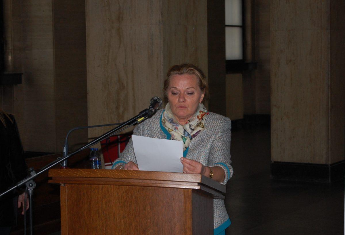 Заместник-председателката на ВКС Светла Димитрова се пенсионира