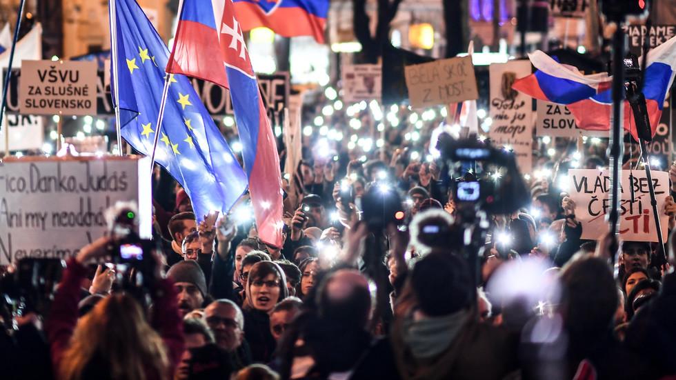 Бившият специален прокурор на Словакия е осъден на 14 години затвор