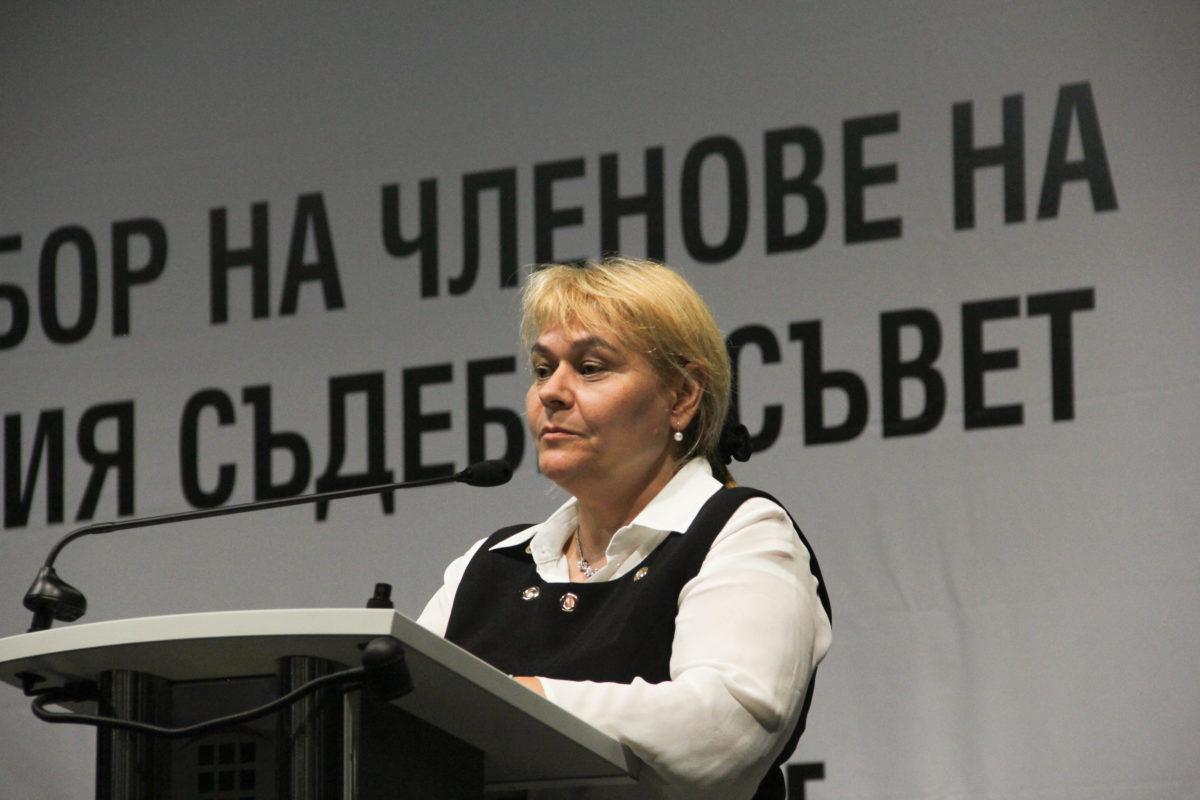 Административният съдия Татяна Жилова е новият председател на Съюза на съдиите