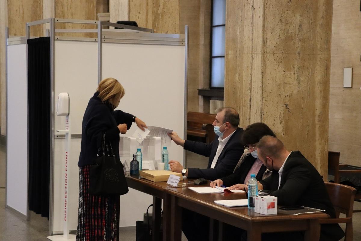 Съдиите избират двама членове на ВСС