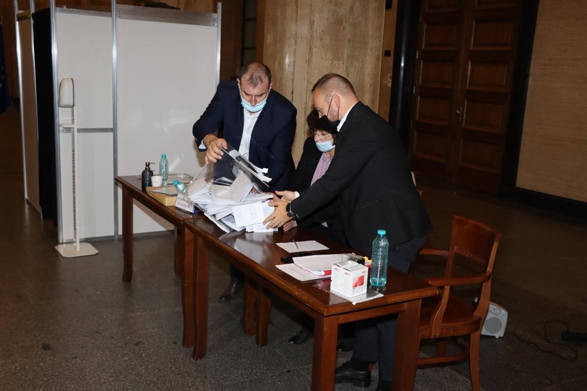 Съдиите не избраха членове на ВСС, втори опит – в неделя