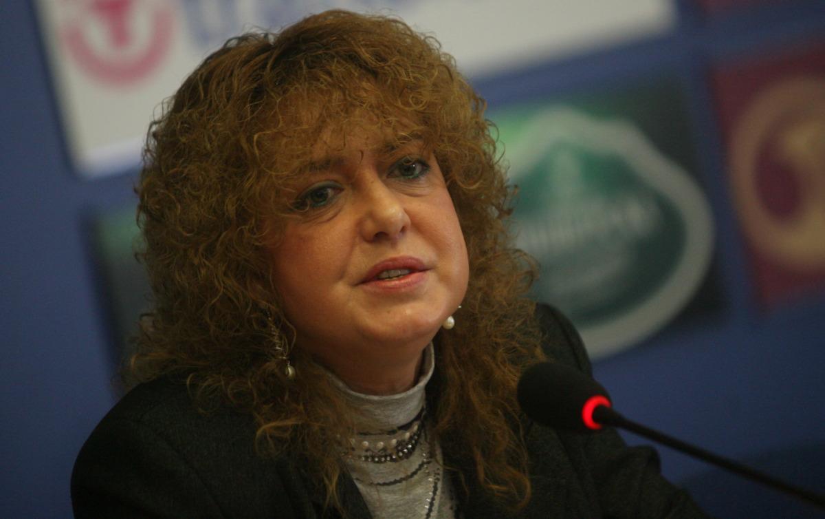 Галина Захарова остана единствен кандидат за шеф на ВКС